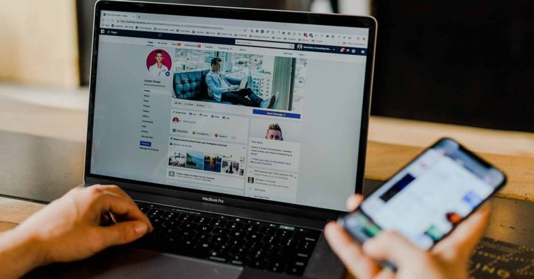 social media - organic vs paid ads
